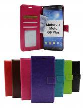billigamobilskydd.seCrazy Horse Wallet Motorola Moto G9 Plus