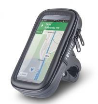 ForeverVattentät mobilfodral för cykel. barnvagn. rullator. golfvagn 4.7 tum