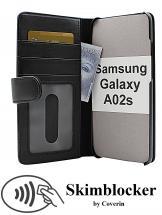 CoverInSkimblocker Plånboksfodral Samsung Galaxy A02s