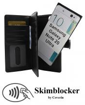 CoverInSkimblocker XL Magnet Fodral Samsung Galaxy Note 20 Ultra 5G (N986B/DS)