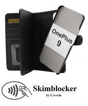 CoverInSkimblocker XL Magnet Fodral OnePlus 9