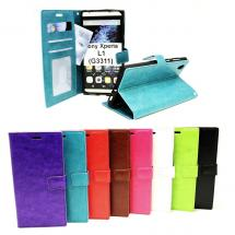 billigamobilskydd.seCrazy Horse Wallet Sony Xperia L1 (G3311)
