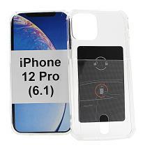 billigamobilskydd.seTPU Skal med kortficka iPhone 12 Pro (6.1)