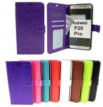 billigamobilskydd.seCrazy Horse Wallet Huawei P20 Pro