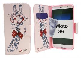 billigamobilskydd.seDesignwallet Motorola Moto G6