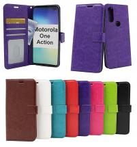 billigamobilskydd.seCrazy Horse Wallet Motorola One Action