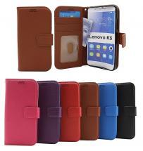 billigamobilskydd.seNew Standcase Wallet Lenovo K5 (A6020a40)