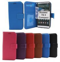 billigamobilskydd.seNew Standcase Wallet Huawei Y6 II Compact (LYO-L21)
