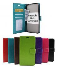 billigamobilskydd.seCrazy Horse Wallet Motorola Moto G20 / Moto G30