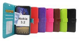 billigamobilskydd.seCrazy Horse Wallet Nokia 3.2