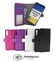billigamobilskydd.seSkimblocker Magnet Wallet Samsung Galaxy A70 (A705F/DS)