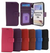 billigamobilskydd.seNew Standcase Wallet Samsung Galaxy S6 (SM-G920F)