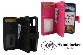 CoverInSkimblocker XL Wallet Samsung Galaxy A40 (A405FN/DS)