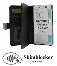 CoverInSkimblocker XL Wallet Samsung Galaxy XCover Pro (G715F/DS)
