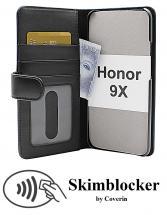 CoverInSkimblocker Plånboksfodral Honor 9X