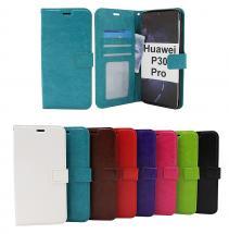 billigamobilskydd.seCrazy Horse Wallet Huawei P30 Pro (VOG-L29)