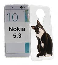 billigamobilskydd.seDesignskal TPU Nokia 5.3