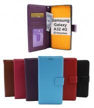 billigamobilskydd.seNew Standcase Wallet Samsung Galaxy A32 4G (SM-A325F)