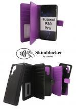 CoverInSkimblocker XL Magnet Fodral Huawei P30 Pro (VOG-L29)
