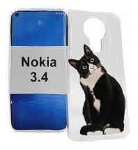 billigamobilskydd.seDesignskal TPU Nokia 3.4