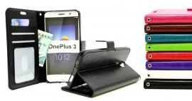 billigamobilskydd.seCrazy Horse Wallet OnePlus 3T