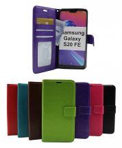 billigamobilskydd.seCrazy Horse Wallet Samsung Galaxy S20 FE/S20 FE 5G