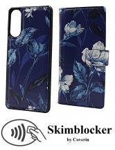 CoverInSkimblocker Magnet Designwallet Sony Xperia 10 II (XQ-AU51 / XQ-AU52)