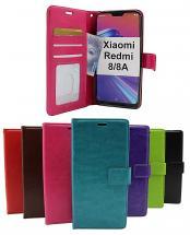 billigamobilskydd.seCrazy Horse Wallet Xiaomi Redmi 8/8A