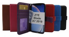 billigamobilskydd.seNew Standcase Wallet ZTE Blade A7 2019