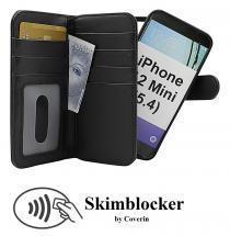 CoverInSkimblocker XL Magnet Fodral iPhone 12 Mini (5.4)