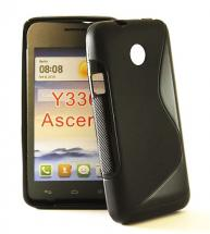 billigamobilskydd.seS-Line skal för Huawei Ascend Y330
