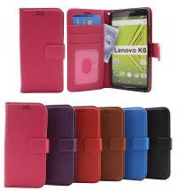 billigamobilskydd.seNew Standcase Wallet Lenovo K6 (K33a48 / K33a42)