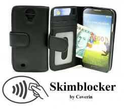 billigamobilskydd.seSkimblocker Plånboksfodral Samsung Galaxy S4 (i9500)