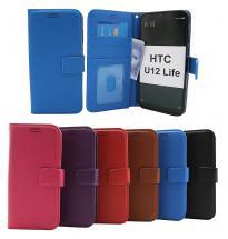billigamobilskydd.seNew Standcase Wallet HTC U12 Life
