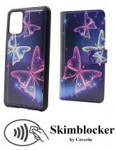 CoverInSkimblocker Magnet Designwallet Samsung Galaxy A02s