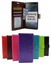 billigamobilskydd.seCrazy Horse Wallet Samsung Galaxy A42 5G