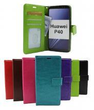 billigamobilskydd.seCrazy Horse Wallet Huawei P40