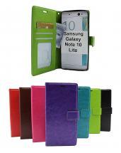 billigamobilskydd.seCrazy Horse Wallet Samsung Galaxy Note 10 Lite (N770F)