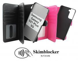 CoverInSkimblocker XL Magnet Fodral Samsung Galaxy S21 Plus 5G (G996B)