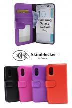 billigamobilskydd.seSkimblocker Plånboksfodral Samsung Galaxy XCover Pro (G715F/DS)