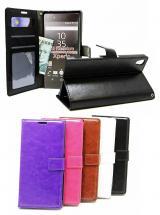 billigamobilskydd.seCrazy Horse Wallet Sony Xperia Z5 Premium (E6853)