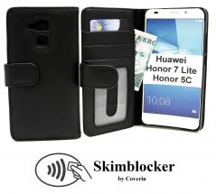 billigamobilskydd.seSkimblocker Plånboksfodral Huawei Honor 7 Lite (NEM-L21)