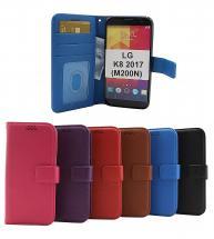 billigamobilskydd.seNew Standcase Wallet LG K8 2017 (M200N)