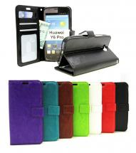 billigamobilskydd.seCrazy Horse Wallet Huawei Y6 Pro (TIT-L01)