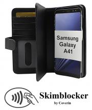 CoverInSkimblocker XL Wallet Samsung Galaxy A41