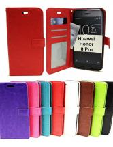 billigamobilskydd.seCrazy Horse Wallet Huawei Honor 8 Pro