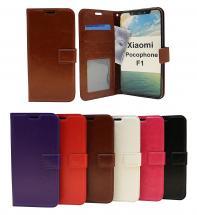 billigamobilskydd.seCrazy Horse Wallet Xiaomi Pocophone F1