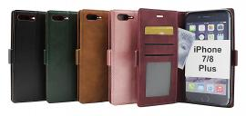 billigamobilskydd.seLyx Standcase Wallet iPhone 7 Plus / 8 Plus