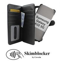 CoverInSkimblocker XL Magnet Fodral Samsung Galaxy A32 5G (A326B)