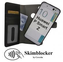 billigamobilskydd.seSkimblocker Magnet Wallet Huawei P Smart Z
